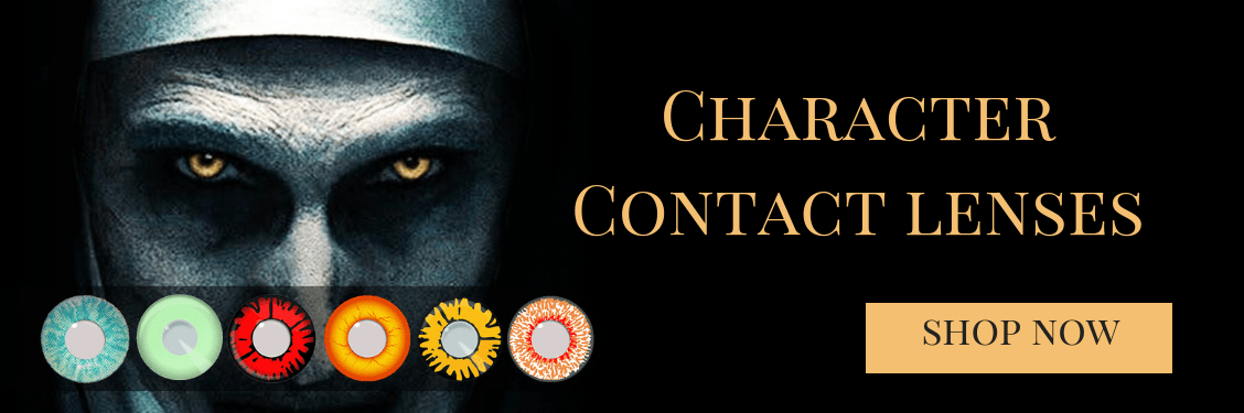 Character Contact Lenses
