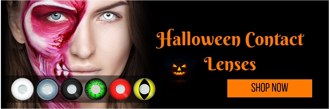 halloween contact lenses scary contact lenses with next day delivery in the usa