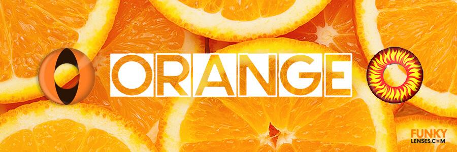 buy cheap orange contact lenses online best orange contact lenses