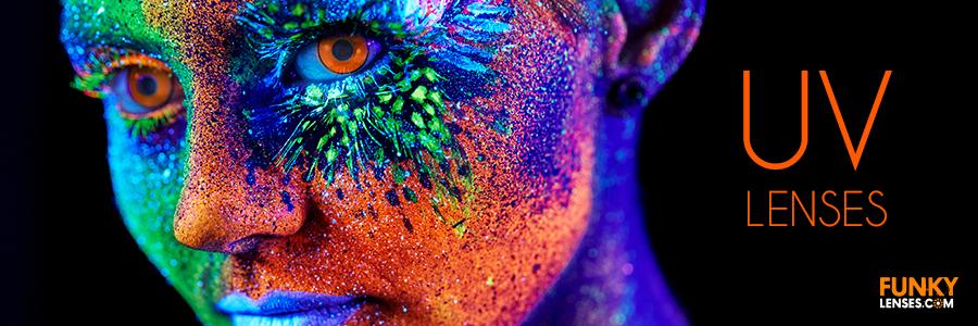 UV Contact Lenses