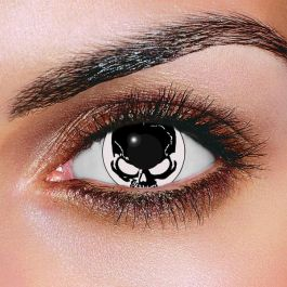 Skull Contact Lenses (Pair)