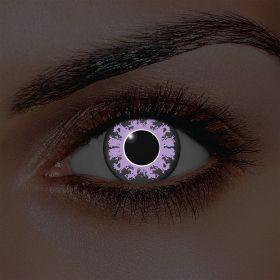 I-Glow Amethyst Contact Lenses (Pair)