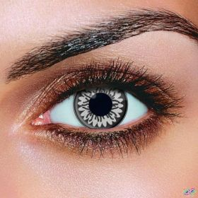 Black Big Eye Contact Lenses