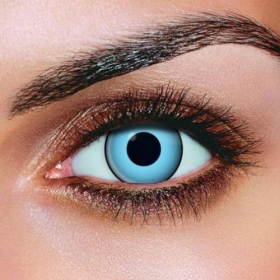 Blue Manson Contact Lenses (Pairs)