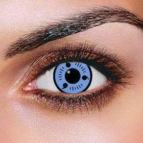 White Sasuke Contat Lenses (Pair)