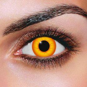 Crazy Clown Contact Lenses