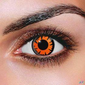 Demon Contact Lenses (Pair)