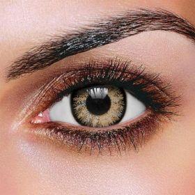 Glamor Honey Contact Lenses