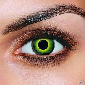 Green Werewolf Contact Lenses