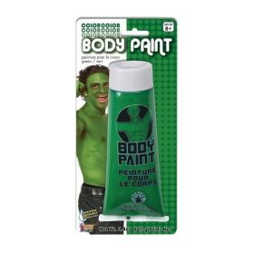 Halloween Green Body Paint