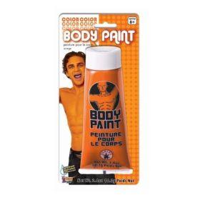 Halloween Orange Body Paint