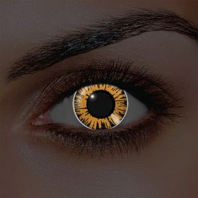i-Glow Honey Contact Lenses (Pair)