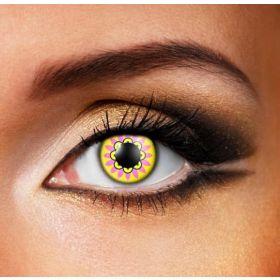 Kaleidoscope-contact-lenses