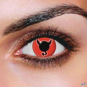 Little Miss Devil Contact Lenses (Pair)