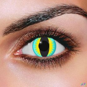 Lizard Contact Lenses (Pair)