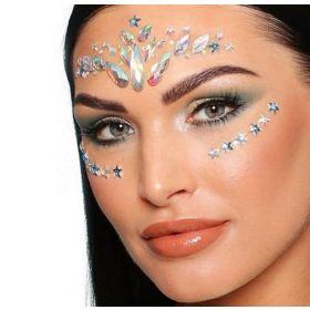 PaintGlow Cosmic Queen Face Jewels