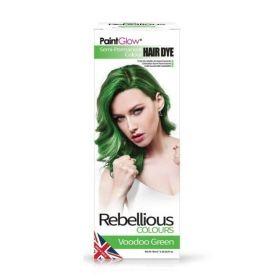 PaintGlow Voodo Green Semi-Permanent Hair Dye