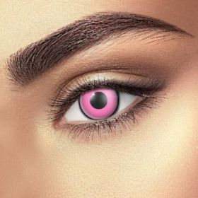 Pink Contact Lenses