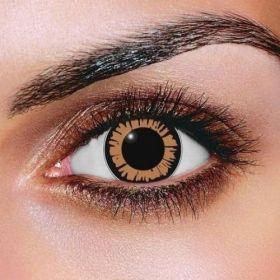Prescription Big Eye Hazel Contact Lenses