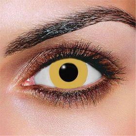 Prescription Demon Nun Contact Lenses