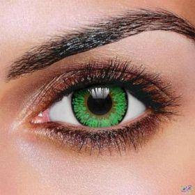 Prescription Green 3 Tone Contact Lenses