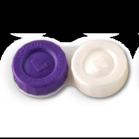 Purple Cosmetic Storage Case