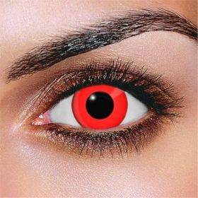 Red Manson Contact Lenses