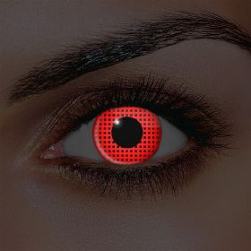 Red Screen UV - i-Glow Contact Lenses (Pair)