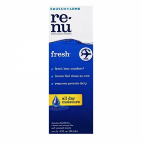 ReNu Multi-Purpose Contact Lens Solution