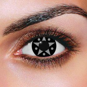 Black Starlight Contact Lenses