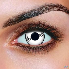 Stitched Mummy Contact Lenses