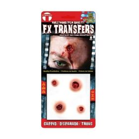 Tinsley Capped 3D FX Transfer Packaging