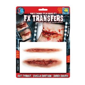 Tinsley Cut Throat 3D FX Transfer