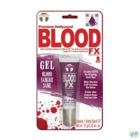 Tinsley Dark Red Blood Gel