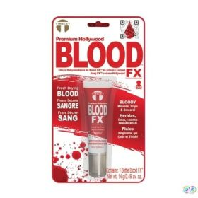 Tinsley Red Drying Blood FX