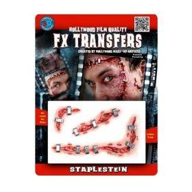 Tinsley Staplestein 3D FX Transfer Packaging