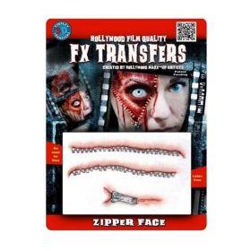 Tinsley Zipper Face 3D FX Transfer