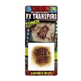 Tinsley Zombie Bite FX 3D Transfer Packaging