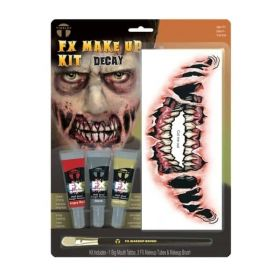 Tinsley Zombie Big Mouth Decay FX Makeup Kit