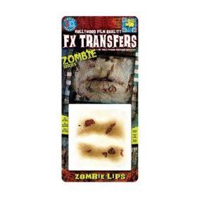 Tinsley Zombie Lips 3D FX Transfer