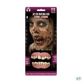 How to Wear Tinsley Zombie Teeth