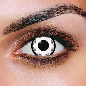 Twinkle Eye Black Contact Lenses